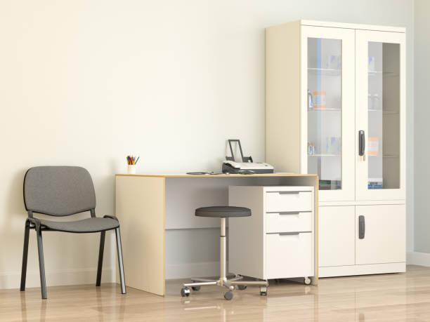Doctor's office - foto stock