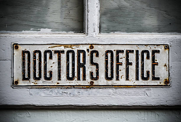 Royalty Free Doctor Exam Room Door Pictures, Images and Stock ...