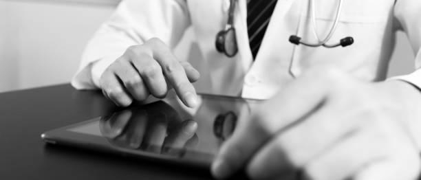 Ärzte in Krankenhäusern arbeiten. – Foto