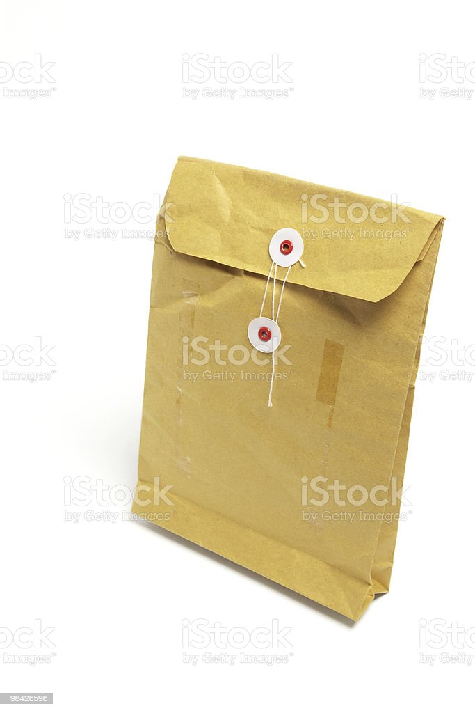 Document Envelope royalty-free stock photo