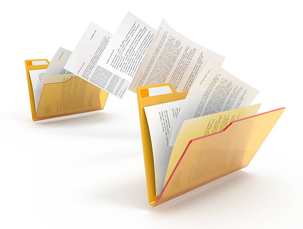 Dokumente in Bewegung. – Foto