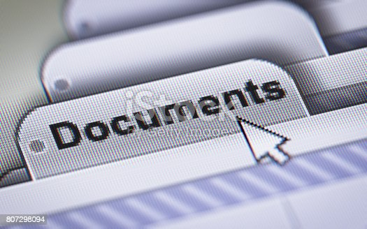 istock Documents 807298094