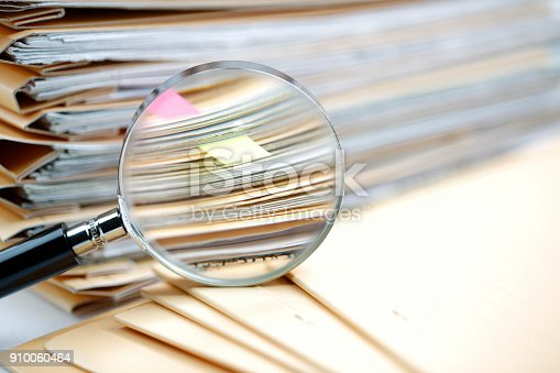 468153365 istock photo Documents Search 910060464