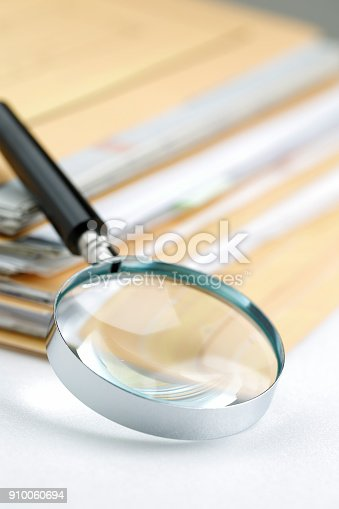 468153365 istock photo Documents Search 910060694