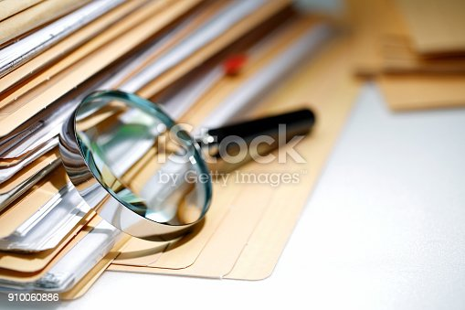 468153365 istock photo Documents Search 910060886
