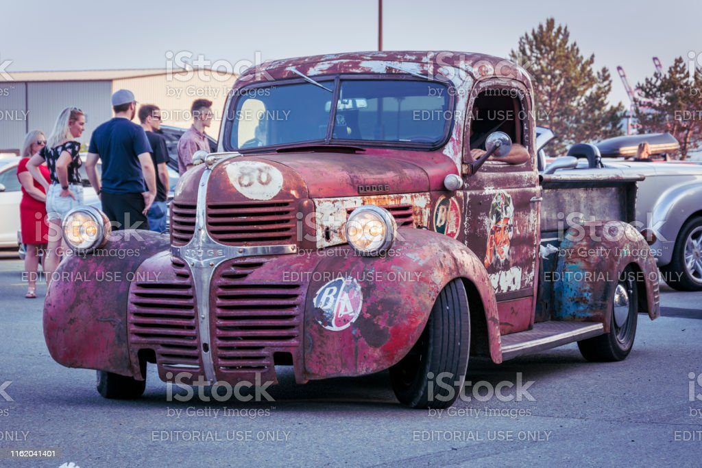 1946 Dodge Fargo Half Ton Truck Rat Rod Stock Photo Download Image Now Istock