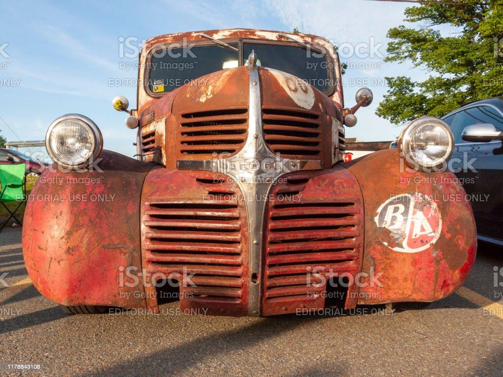 1946 Dodge Pickup Truck Rat Rod Stock Photo Download Image Now Istock