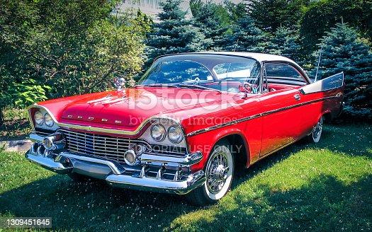 istock 1958 Dodge 1309451645