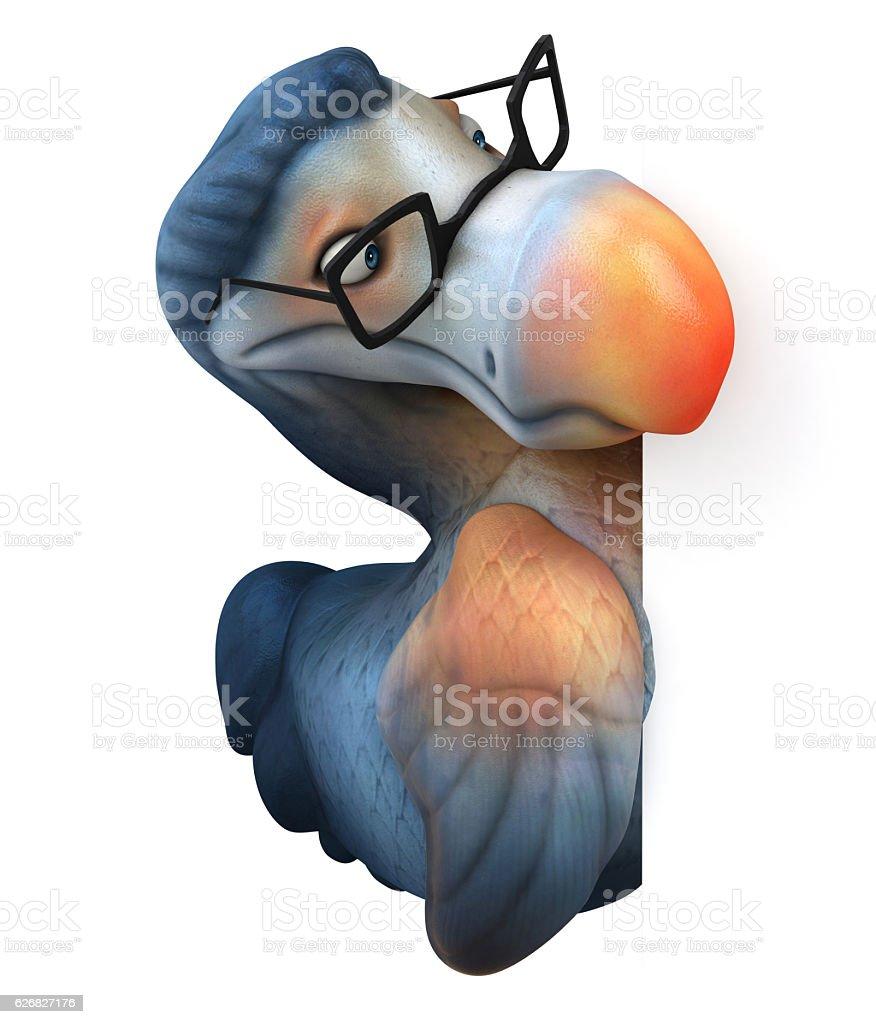 Dodo stock photo