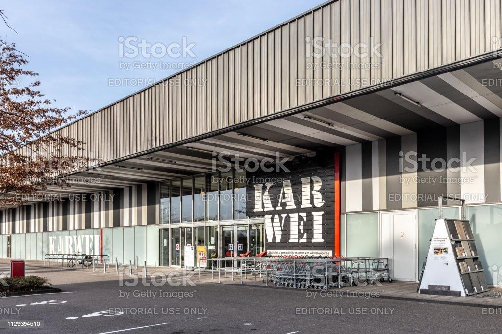 Doe het zelf zaak Karwei in Amersfoort, Nederland foto