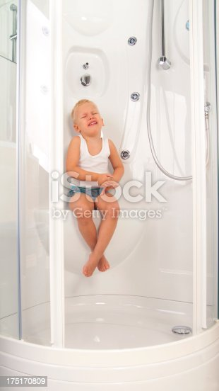 istock Doesn't want a bath 175170809