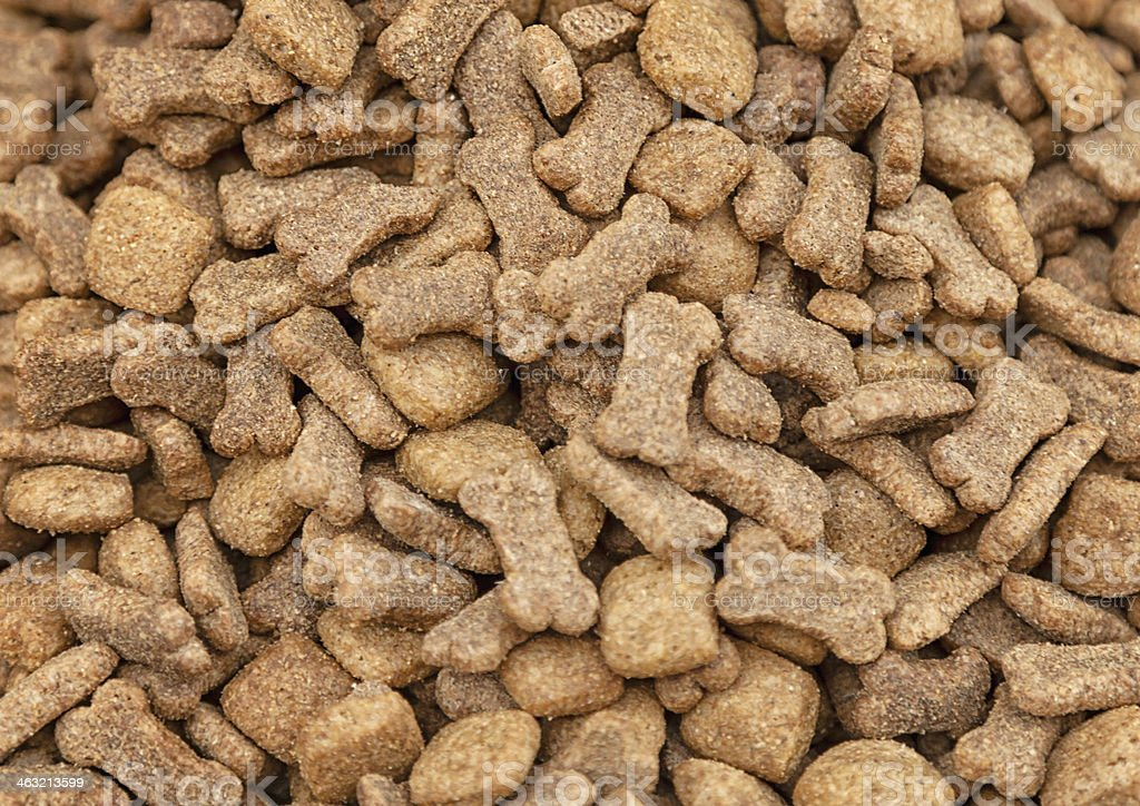 Dog Biscuits royalty-free stock photo