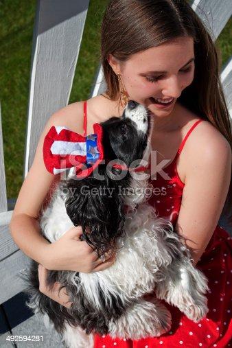 istock Dog Kisses 492594281