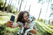 Serbia, Dog Walker, Dog, City, Public Park