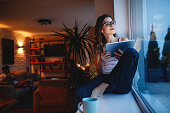istock Doing some overtime at home 1139897347