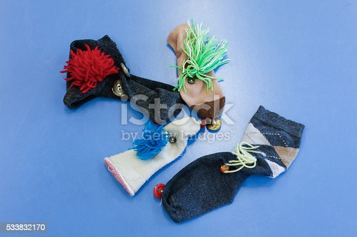 544351868 istock photo Do-it-yourself hand and finger puppets 533832170