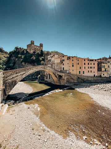 dolceacqua village during the day
