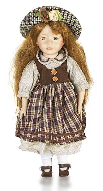 muñeca en ropa nacional checa - muñeca bisque fotografías e imágenes de stock