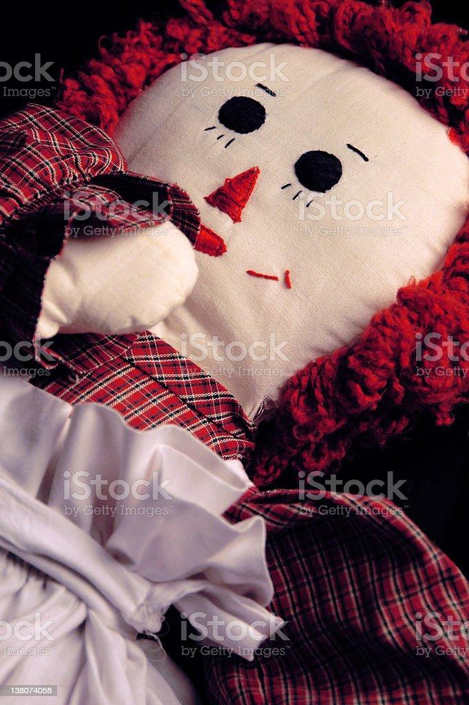 Boneca com segredo - foto de acervo