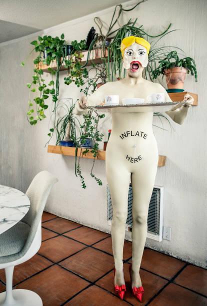 Bambola donna - foto stock