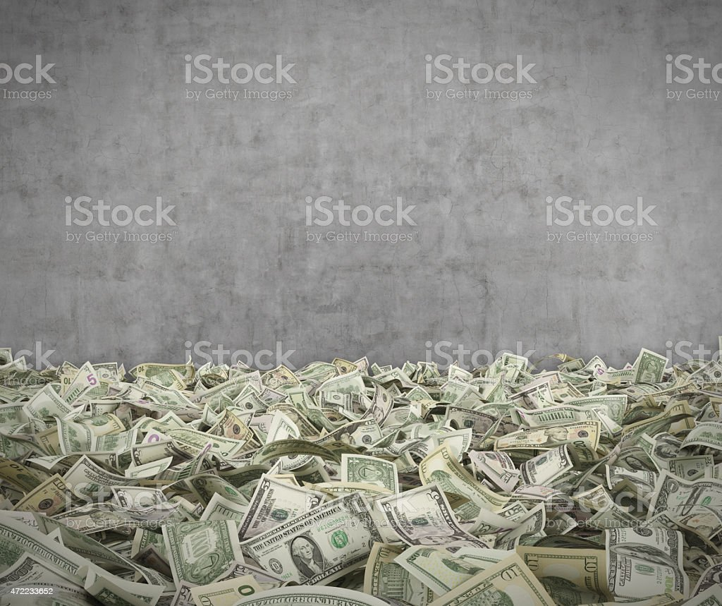 dollar banknote stock photo