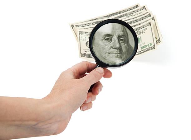 Dollar banknote through magnifier picture id155336132?b=1&k=6&m=155336132&s=612x612&w=0&h=jwywomupwycac p9bl wxa8jpqgzjuth0v4vt4unjne=