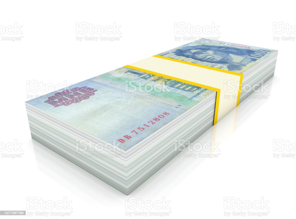 Forint Bill stock photo