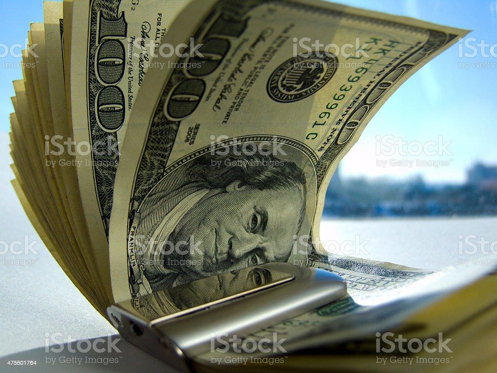 Dollar, budget, Finance, Business, stock photo