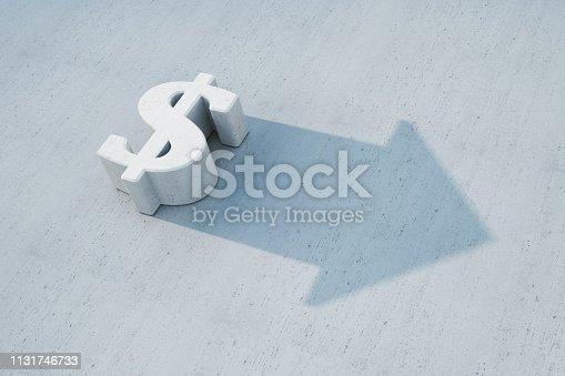 istock dollar is grow 1131746733