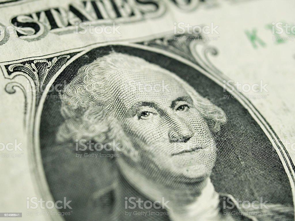US Dollar royalty-free stock photo