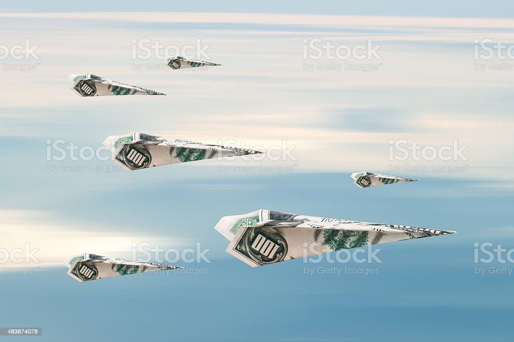 Dollar avion - Photo