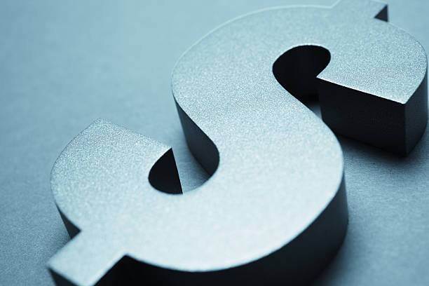 dollar sign - dollar sign stock photos and pictures