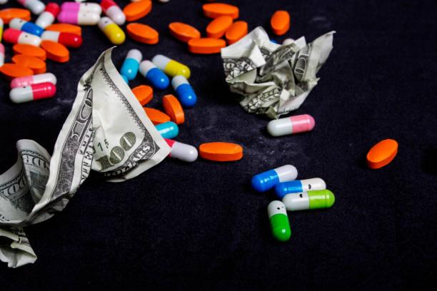 dollar und drogen - südafrikanische rezepte stock-fotos und bilder