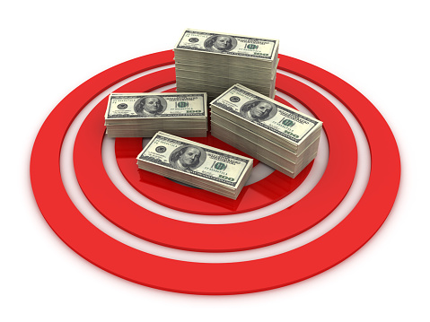 istock Dollars are in the center 959788590