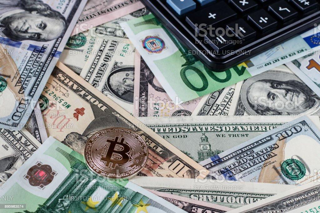 bitcoin to cash calculator