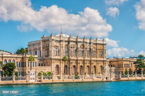 istock Dolmabahce Palace 509113097