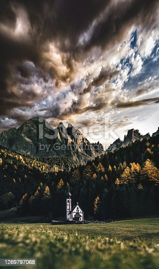 istock dolomites in autumn 1269797068