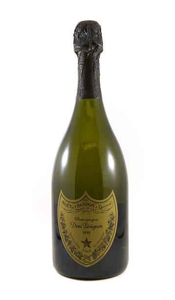 Dom Perignon champagne stock photo