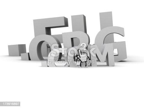 Domain choice concept