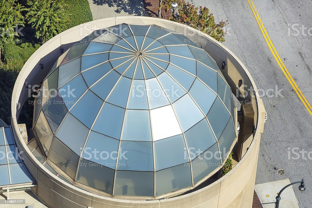 Dome Architecture royalty-free stock photo