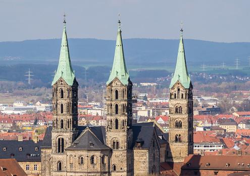 Dome Bamberg in Germany Bavaria