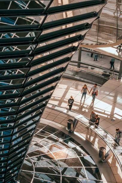 Kuppel des Reichstagsgebäudes – Foto