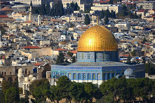Dome of the Rock, Temple Mount, Jerusalem Dome of the Rock, Temple Mount, Jerusalem dome of the rock stock pictures, royalty-free photos & images