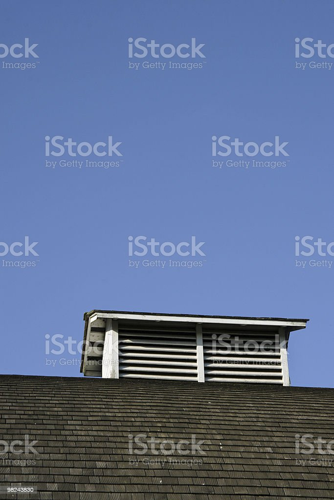 Cupola royalty-free stock photo