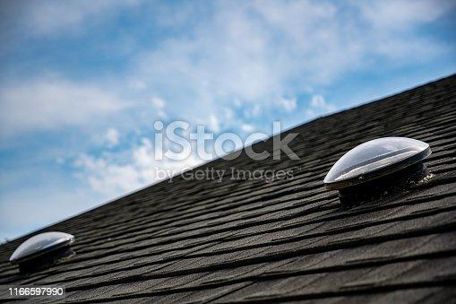Sun light roof fixture installation