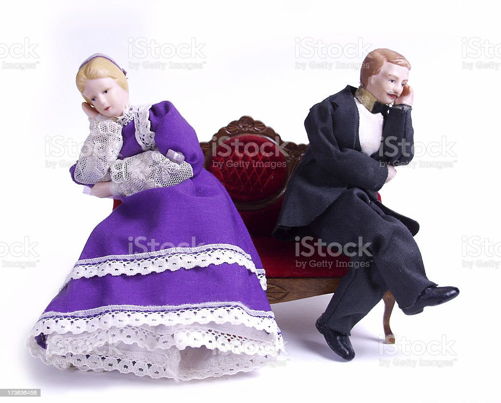 domestic bliss royalty-free stock photo