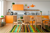 istock Domestic Kitchen Interior 831680020
