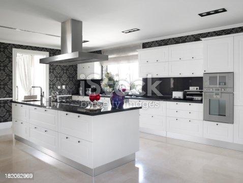 istock Domestic modern kitchen 182062969