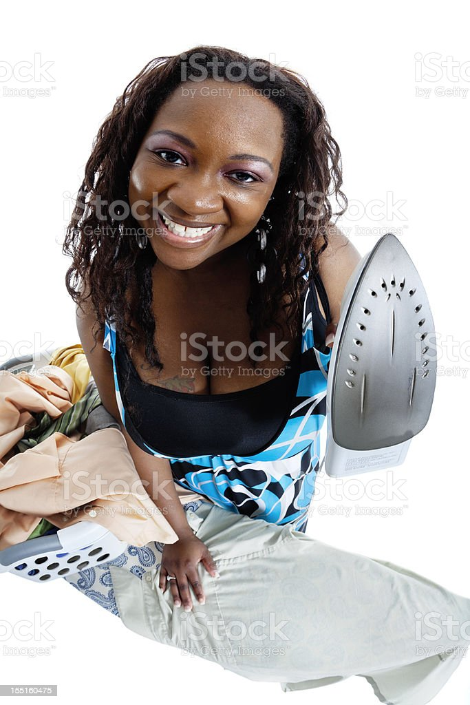 Domestic Queen royalty-free stock photo
