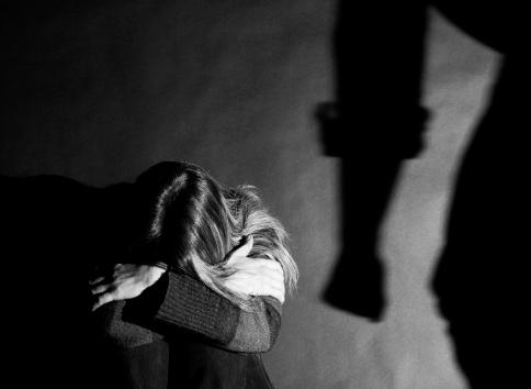 Häusliche Gewaltmissbrauch Stockfoto und mehr Bilder von Aggression